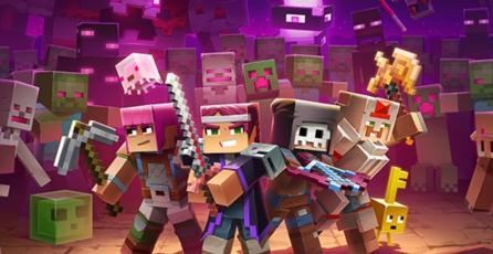 <em>Minecraft Dungeons</em> tendrá una nueva edición con todo su DLC