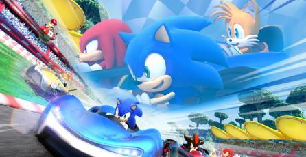 Tiendas filtran una nueva edición de <em>Team Sonic Racing</em>