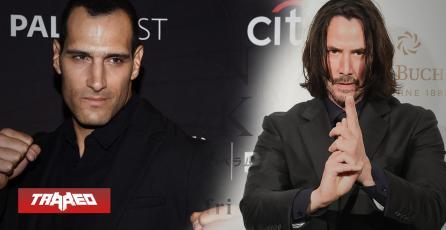 Actor chileno Marko Zaror será el nuevo enemigo de Keanu Reeves en John Wick 4