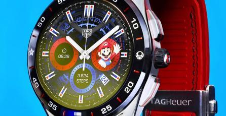 Lanzarán exclusivo reloj de <em>Super Mario</em> que costará más de $40,000 MXN