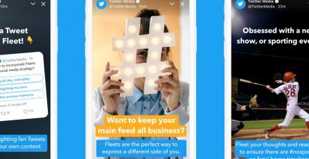 ¿Tan rápido? Twitter confirma que eliminará los Fleets, su intento de Stories