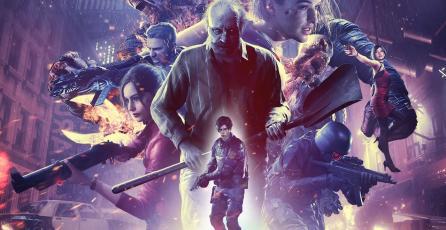 <em>Resident Evil Re:Verse</em> se retrasa de nuevo y no llegará este año