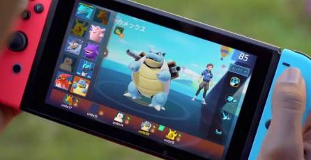 <em>Pokémon UNITE</em> debutará la próxima semana en Switch con este regalo