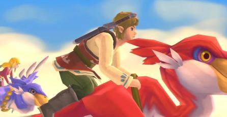 Retrasan amiibo de <em>Zelda: Skyward Sword HD</em> y el juego llegará sin una función clave