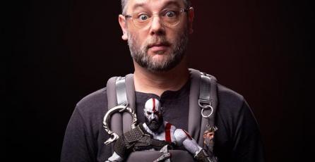 Cory Barlog, director de <em>God of War</em>, defiende las opciones de dificultad en los juegos