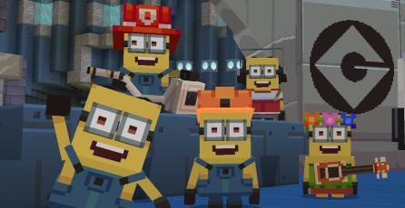 La locura de los <em>Minions</em> llegó a <em>Minecraft</em> gracias a este nuevo DLC