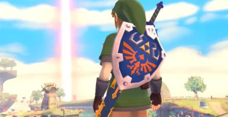 The Legend of Zelda: Skyward Sword HD - Tráiler de Lanzamiento
