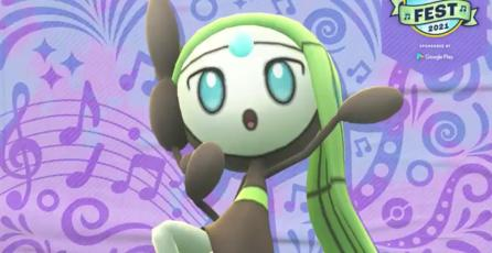 Pokémon GO Fest 2021: ¿cómo conseguir a Meloetta en <em>Pokémon GO</em>?