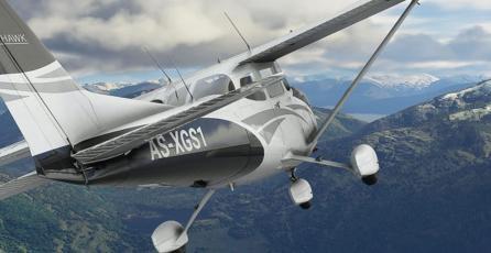 <em>Microsoft Flight Simulator</em> ocupará mucho espacio en Xbox Series X S