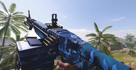 <em>Call of Duty Warzone</em>: los mejores aditamentos para la M60 en la Temporada 4
