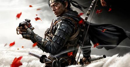 <em>Ghost of Tsushima Director's Cut</em> necesitará 60 GB de espacio en PS5