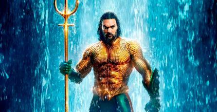 <em>Aquaman 2</em> ya comenzó grabaciones en Londres