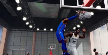 "NBA 2K21 - Tráiler de Temporada 9 de MyTEAM ""Out of this World"""