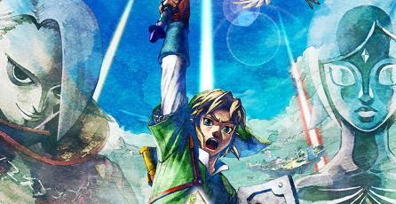<em>Zelda: Skyward Sword HD</em> se lleva el primer lugar en Reino Unido