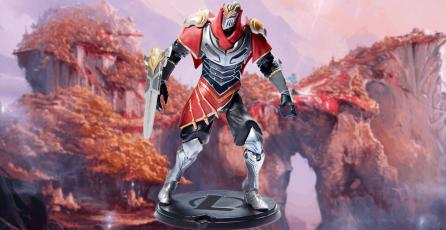 Mira estas nuevas figuras coleccionables de <em>League of Legends</em>