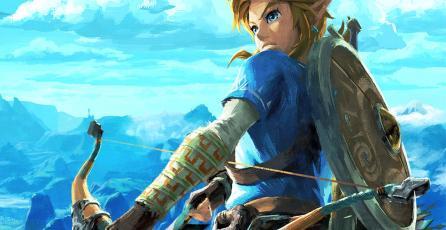 Jugador termina <em>Zelda: Breath of the Wild</em> sin pasar 2 veces por el mismo lugar