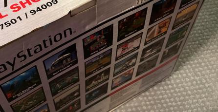 Sujeto encuentra un PlayStation sellado y en perfectas condiciones en el ático de su abuelo