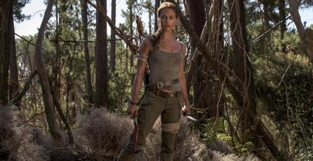 <em>Tomb Raider</em>: la actriz Alicia Vikander todavía no ha leído el guion de la nueva película
