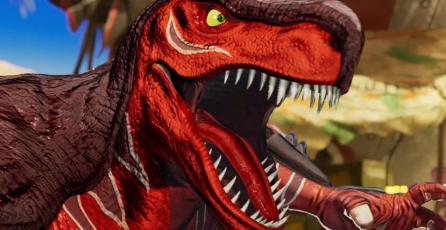 <em>The King of Fighters XV</em>: el temible luchador mexicano King of Dinosaurs regresará