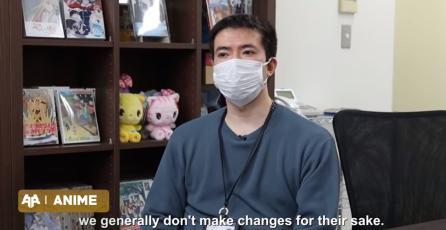 """Productor de estudio de anime confiesa que: """"Las opiniones de los extranjeros no son tomadas en cuentas al hacer anime"""""""
