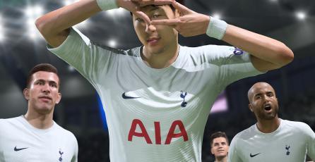 Nuevo video de <em>FIFA 22</em> presume la tecnología HyperMotion