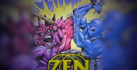 #ViernesRetro: <em>Zen Intergalactic Ninja</em>