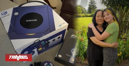 Abuelitos regalan una GameCube a su sobrina pensando que era lo más moderno de Nintendo