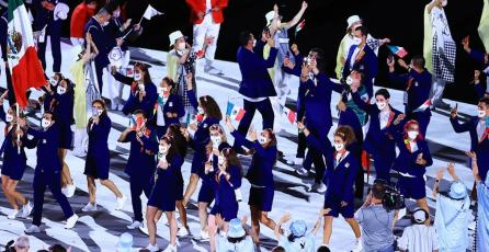 Juegos Olímpicos de Tokio se inauguraron con popurrí de música de videojuegos