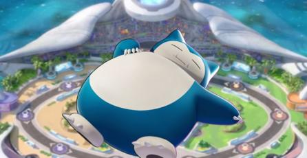 <em>Pokémon UNITE</em>: guía de Snorlax; mejores ataques, artículos e ítems
