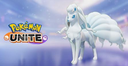 <em>Pokémon UNITE</em>: guía de Alolan Ninetales; mejores ataques, artículos e ítems