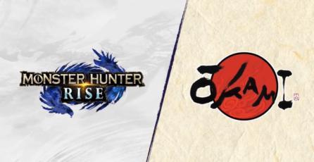 Monster Hunter Rise x Okami - Tráiler de Colaboración