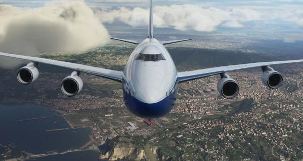 <em>Microsoft Flight Simulator</em>: ¿cómo llevar algo tan complicado a una consola?