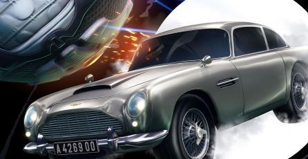 <em>Rocket League</em>: un auto clásico de James Bond se unirá al juego de autos