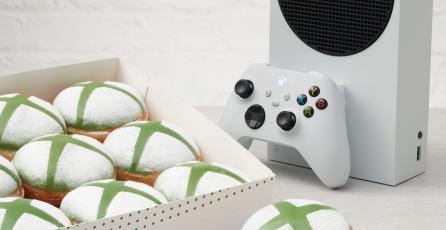 Krispy Kreme prepara más donas de Xbox además de las de <em>Halo</em>