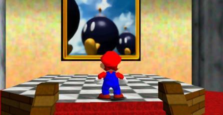 Comparan nueva colina en Londres con el primer nivel de <em>Super Mario 64</em>