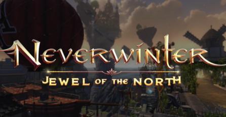 """Neverwinter - Tráiler Lanzamiento de Actualización """"Jewel of the North"""""""
