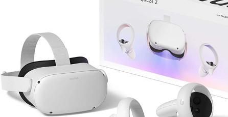 Detienen venta de Oculus Quest 2 tras afectaciones a la piel de algunos usuarios