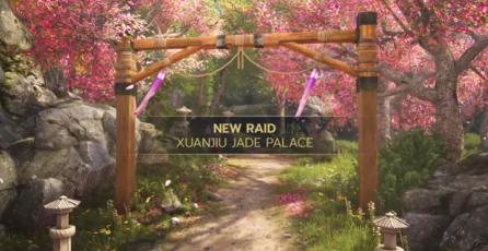 "Swords of Legends Online - Tráiler de Raid ""Xuanjiu Jade Palace"""