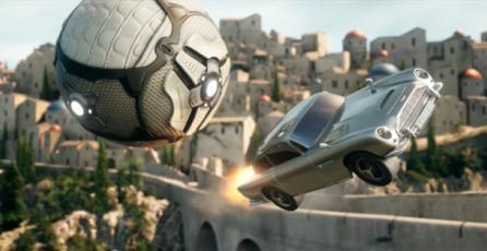 """Rocket League - Tráiler de Colaboración """"007"""""""