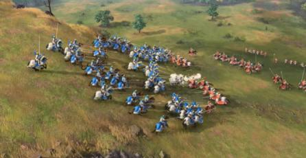 """Age of Empires IV - Tráiler """"The Hundred Years War"""""""