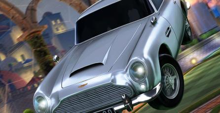 <em>Rocket League</em>: ya está disponible el Aston Martin DB5 de James Bond