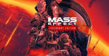 Un mod mejora los gráficos de <em>Mass Effect: Legendary Edition</em>