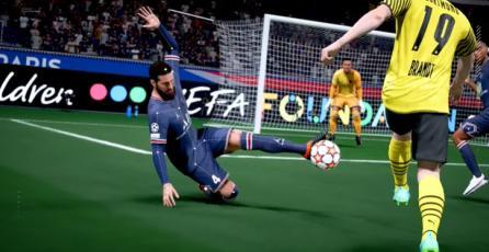 FIFA 22 - Tráiler de Jugabildiad