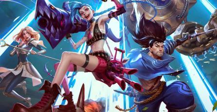 Riot Games ya generó más de $100 MDD gracias a sus juegos móviles