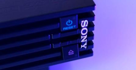 Muestran prototipo descartado para las cajas de juegos de PS2