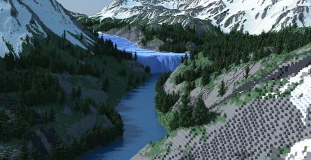 <em>Minecraft</em> alcanza el hiperrealismo con este sorprendente mapa