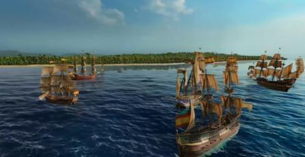 """Port Royale 4 - Tráiler Anuncio de Lanzamiento en """"Next-Gen """""""
