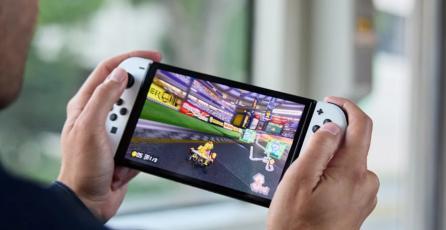 ¿El Switch OLED tendrá quemado de pantalla? Nintendo habla al respecto