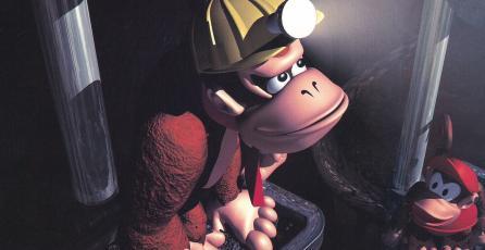 Área de <em>Donkey Kong</em> en Super Nintendo World Japón ya comenzó a construirse