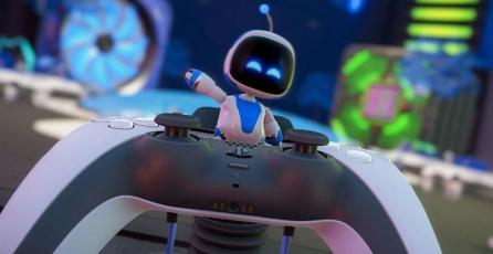 Estudio de <em>Astro's Playroom</em> trabaja en su juego más ambicioso